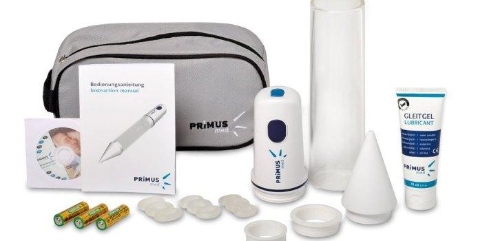 PRIMUSmed Penispumpe Test