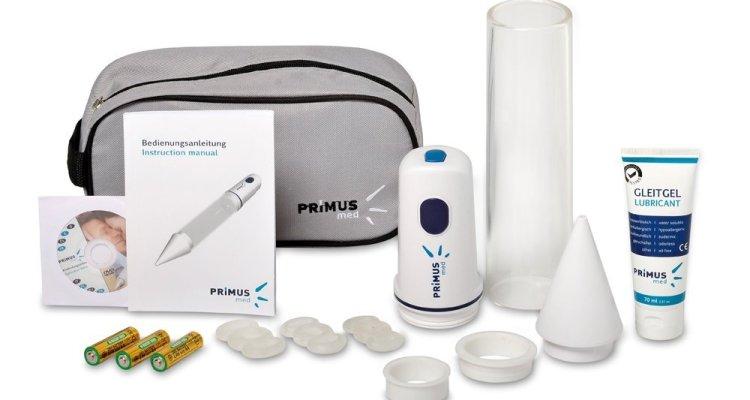 Primusmed - Penispumpe bei erektiler Dysfunktion